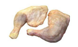 Запеченные куриные ножки